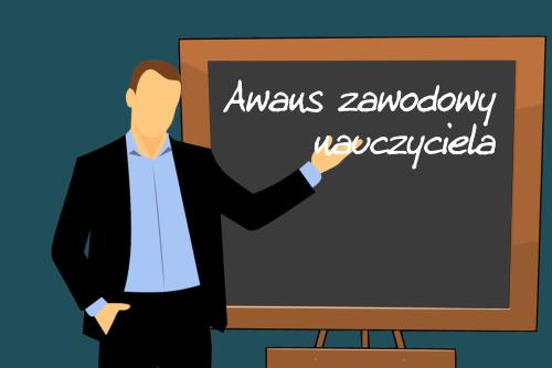 26 VIII 2021 r. 15:00-18:00<br/>Awans zawodowy nauczyciela-szkolenie dla nauczycieli<br/>200 zł